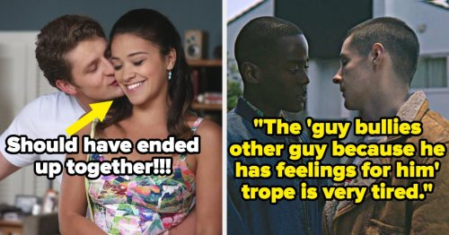 People Are Sharing The TV Love Triangles That Ended With The Wrong Couple, And The Truth Hurts