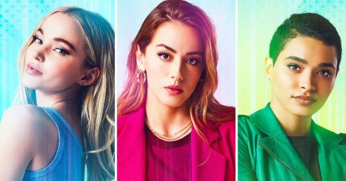 "The CW Released The First Look At The Live-Action ""Powerpuff Girls"" Following Backlash Over Set Photos"