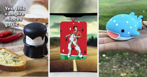 29 Stocking Stuffers That Are Almost Too Cute To Use