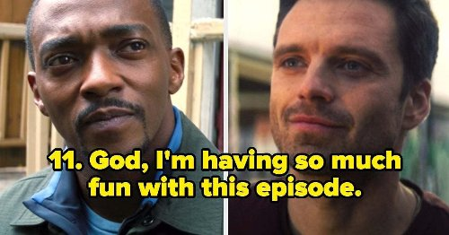 """I Just Had These 56 Thoughts While Watching Episode 6 Of """"The Falcon And The Winter Soldier"""" As A Casual Marvel Fan"""