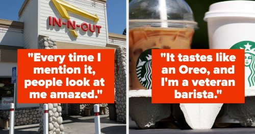 Fast-Food Employees Are Sharing The Best Things On Their Menus That No One Ever Orders