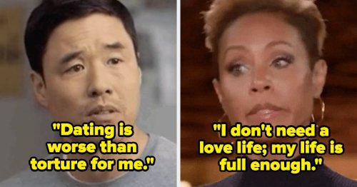 28 Shocking Confessions About Relationships From People Who've Been Single Their Entire Lives