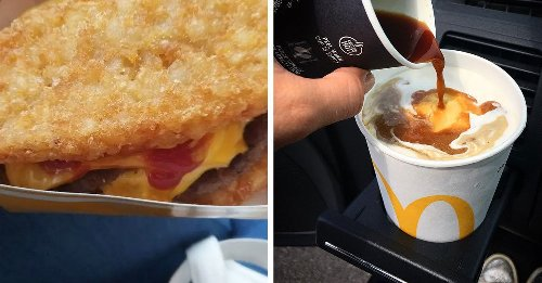33 Clever Macca's Food Hacks I've Never Heard Of Before, But Are Seriously Drool-Worthy