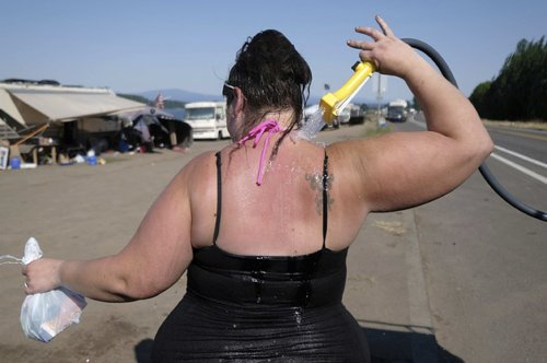 These Photos Show How Intense The Dangerous Heat Wave Is In The Pacific Northwest