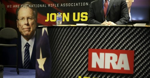 The NRA Has Imploded, But Republicans Are Ready To Hold The Line On Gun Control Without Them