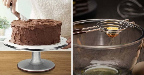 34 Kitchen Products For Anyone Aspiring To Bake More In 2021