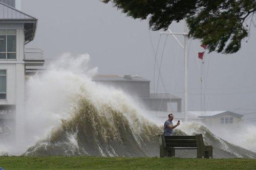 These Photos Show The Terrifying Impact Of Hurricane Ida