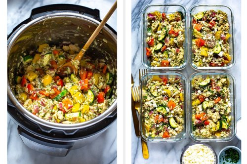 24 Meal-Prep Recipes You Can Make On Sunday For The Whole Week