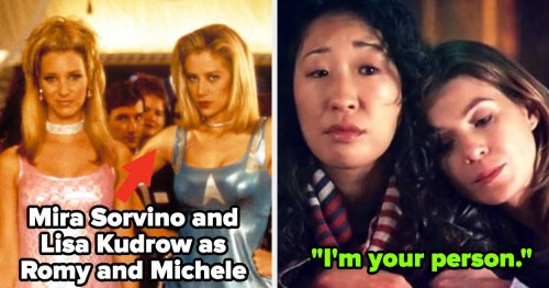 21 Female Actors Whose Onscreen Chemistry In Movies And TV Was So Amazing They Deserved An Award