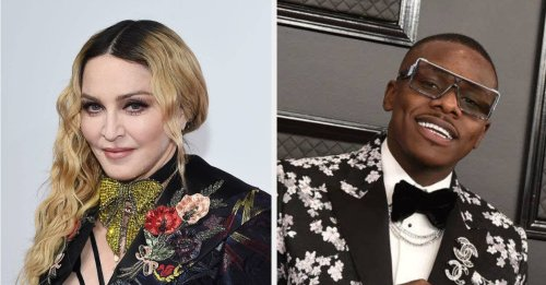 """Madonna Called Out DaBaby's Anti-Gay Rant And """"Sexist Remarks"""""""