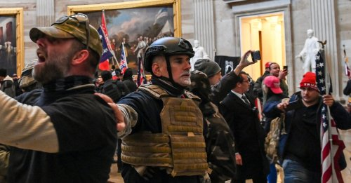 A Member Of The Oath Keepers Who Stormed The Capitol Has Pleaded Guilty To Conspiring To Block Certification Of The Election