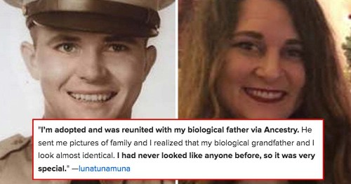 """28 Side-By-Sides Of People And Their Lookalike Ancestors Whose Genes Clearly Said """"Copy, Paste"""""""