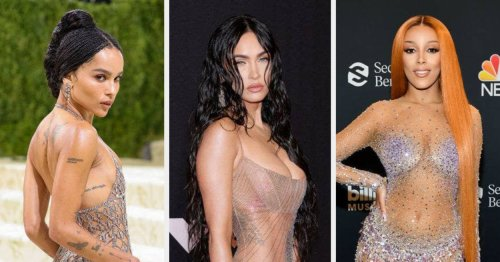 21 Times Celebs Left Very Little To The Imagination On Red Carpets