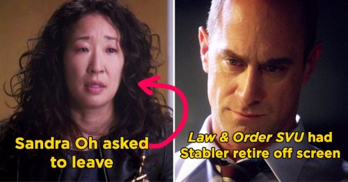 21 Actors Who Shockingly Left Their TV Shows And How It Was Written Into The Series