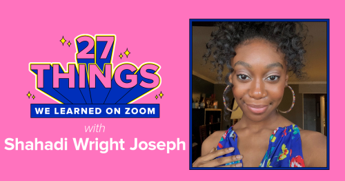 """Shahadi Wright Joseph On """"Them,"""" How Her Role In """"Us"""" Helped To Prepare Her, And More"""