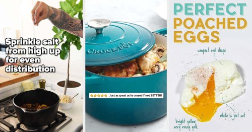 41 Cooking Basics You Should Probably Know By Now