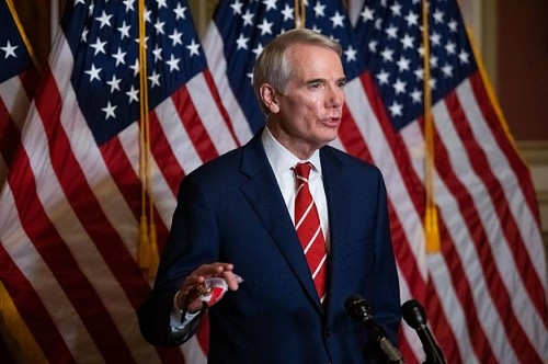 Rob Portman Retiring Surprised Even The Candidates Who Might Replace Him