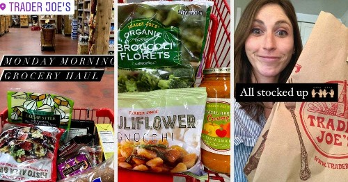 12 Three-Ingredient Trader Joe's Meals I Swear By When I'm Not Sure What To Cook