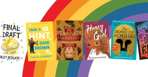 66 LGBTQ+ Paperback Books To Read During Pride, Organized By Spine Color