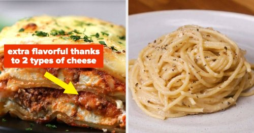 22 Ridiculously Satisfying Recipes For Your Next Pasta Night