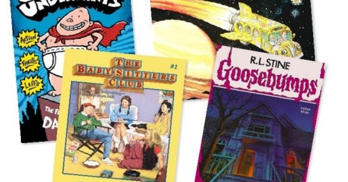 27 Scholastic Book Fair Series From The '00s That You'll Immediately Remember On Sight