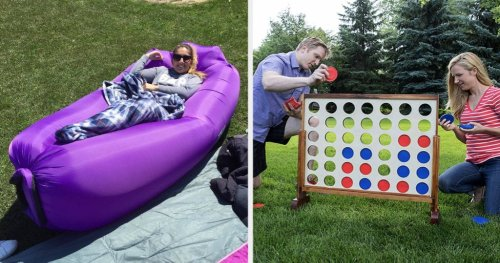 26 Products That'll Help You Enjoy Your Backyard Even More