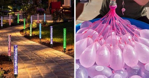 30 Gadgets For Your Backyard You Probably Didn't Realize You Needed In Your Life Until Now