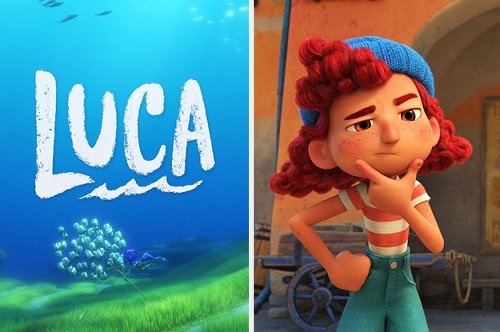"""36 Details And Easter Eggs That You Missed In """"Luca"""""""