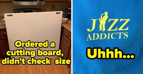 17 People Who Made Horrible Mistakes, And Thank Goodness Because They're Hilarious