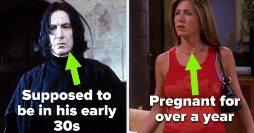 24 Times Movies And TV Shows Just Decided To Rewrite Their Own Timelines