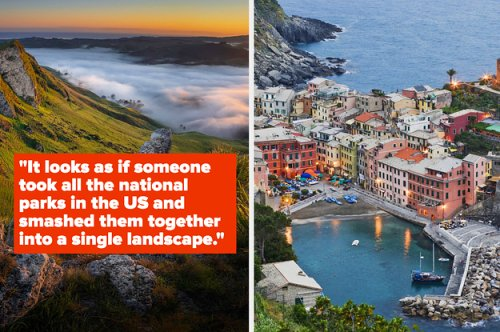 World Travelers Are Sharing The Single Most Beautiful Place They've Ever Visited, And I'm Planning My Next Trip