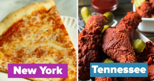 People Shared The Meals They Believe Best Represents Their State, And It's Time To Debate If They're Right