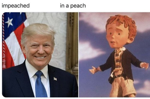 This Is How The Internet Memed Trump's Second Impeachment