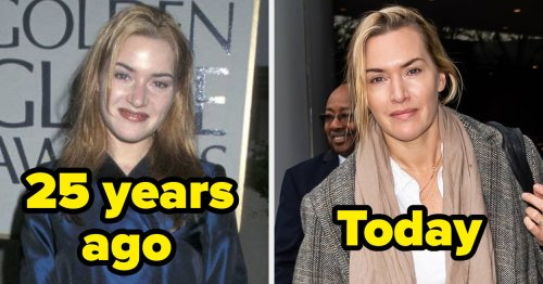 36 Celebrities Who Have Not Aged (Or Look Better) Than They Did 25 Years Ago