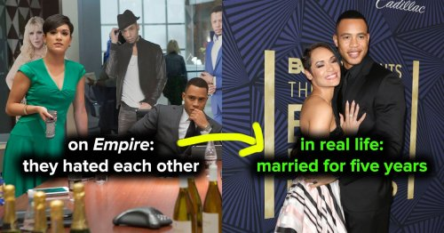 15 Pairs Of TV Actors Who Married Their Longtime Costar