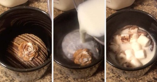 People Are Losing Their Minds Over Hot Cocoa Bombs And Honestly, Same