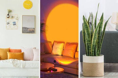 47 Ways To Upgrade Your Living Room That Don't Require A Ton Of Work