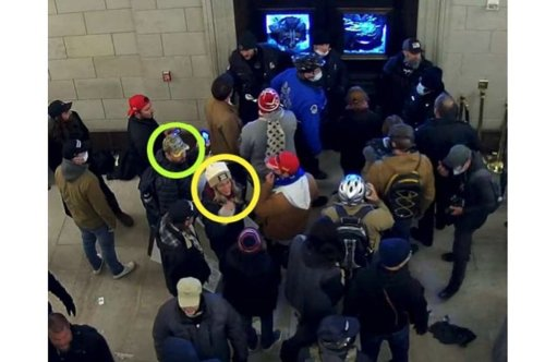 Two Capitol Rioters Cut The First Deal With Prosecutors With Little Or No Jail Time On The Table