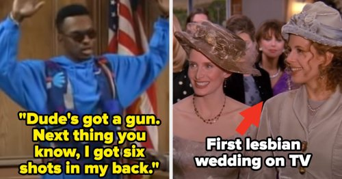 Some TV Shows Were Way Ahead Of Their Time, And If You Don't Believe Me, Here Are 15 Moments To Prove It