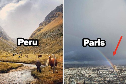 People Are Sharing Photos Of Their Most Incredible Travel Moments, And Now I Have Major Wanderlust