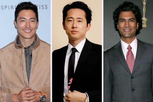 The 17 Hottest Asian Men In Hollywood Right Now