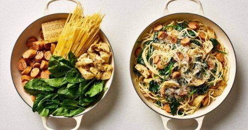 25 (Really Good) Pasta Recipes That All Start With A Box Of Spaghetti