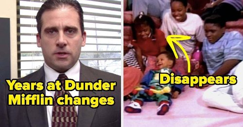 19 Sitcom Mistakes And Inconsistencies That Get On People's Nerves