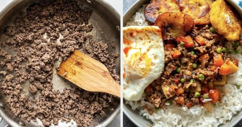 24 Easy Meals That All Start With A Pack Of Ground Beef
