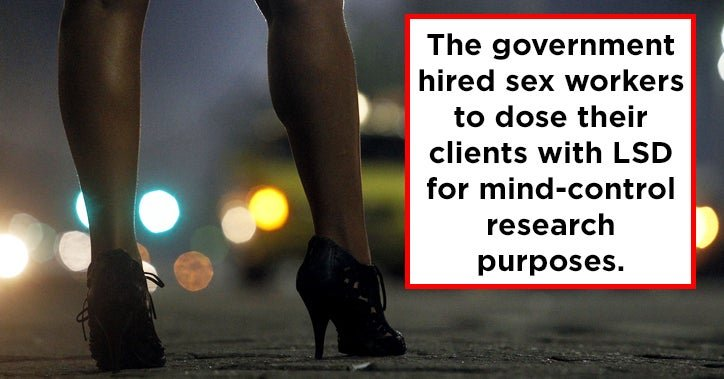 14 Declassified Government Documents That Are Actually Terrifying