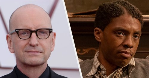"Oscars Producer Steven Soderbergh Said It Was ""Always Part Of The Plan"" To End The Show On Best Actor Following Criticism Over Chadwick Boseman's Loss"
