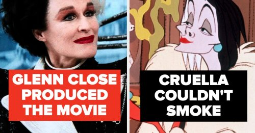 """18 Fascinating """"Cruella"""" Behind-The-Scenes Facts Every Fan Needs To Know"""