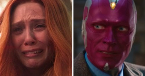 "A Cut ""Avengers: Endgame"" Post-Credit Scene Featuring Wanda And Vision Is Making ""WandaVision"" Even More Heartbreaking"