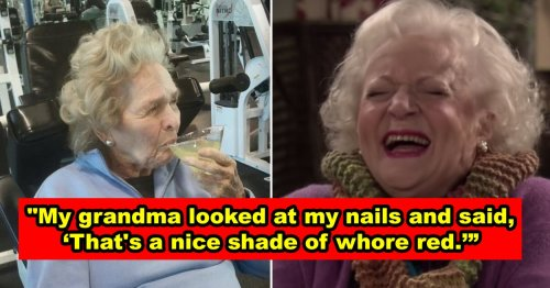 19 Savage Grandmas Who Have Zero Freaking Filter
