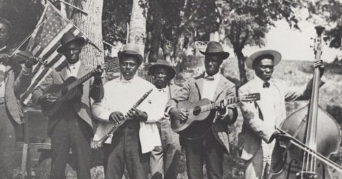 Photos Of How People Celebrated Juneteenth 100 Years Ago